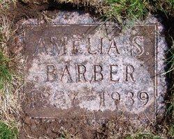 Amelia S. <I>Howe</I> Barber