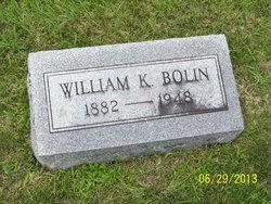 William K. Bolin