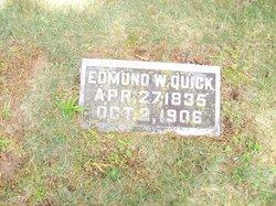 Edmund Waller Quick