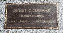 Col Dwight Calvin Crofford