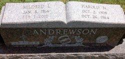 Mildred I Andrewson