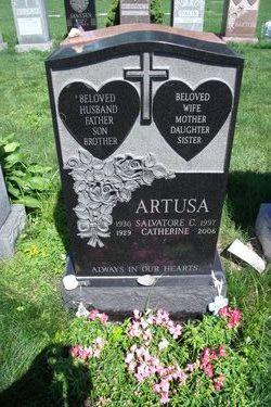 Catherine <I>Aurigema</I> Artusa