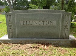 Jewell Mae <I>Aiken</I> Ellington