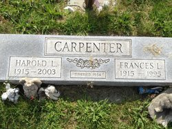 Harold L Carpenter