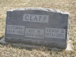 Lucinda <I>Funnell</I> Clapp