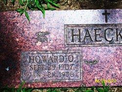Howard O Haeckel