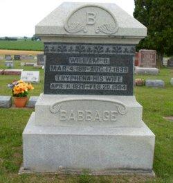 William D Babbage