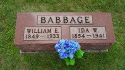 William Edward Babbage