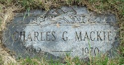 Charles G Mackie