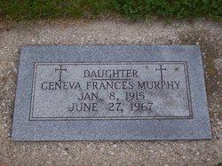 Geneva Frances Murphy