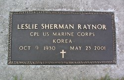 Leslie Sherman Raynor