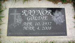 Goldie Loretta <I>Gunter</I> Raynor