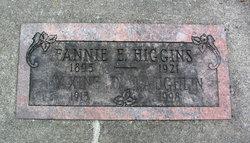 Fannie E. Higgins