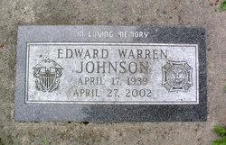 Edward Warren Johnson