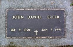 John Daniel Greer