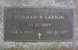 Norman Raymond Larson
