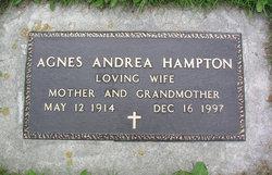 Agnes Andrea Hampton