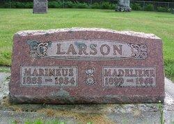 Madeliene <I>Brown</I> Larson