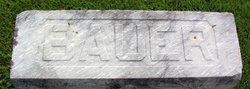 James Augusta Bauer