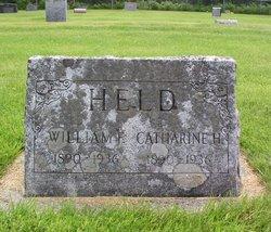 Catharine H. <I>Chipman</I> Held