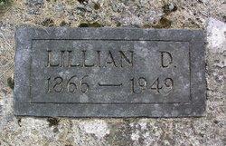 Lillian Ann <I>Drury</I> Brown
