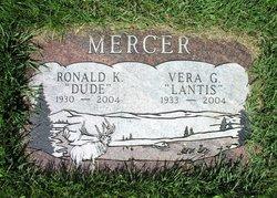 "Ronald King ""Dude"" Mercer"