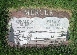 Vera Grace <I>Lantis</I> Mercer