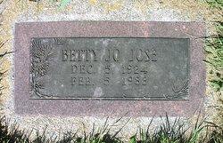 Betty Jo <I>King</I> Jose