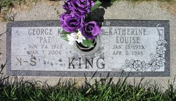 "George K. ""Pat"" King"