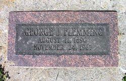 George J. Flemming