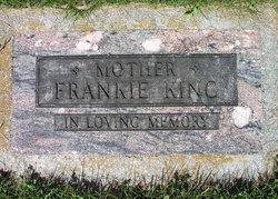 Frankie Folsom Louise <I>Kane</I> King