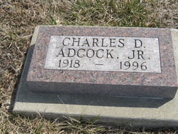 Charles Delmar Adcock, Jr