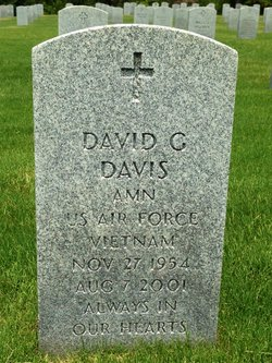 David G Davis