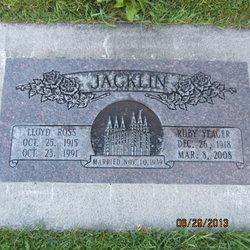 Lloyd Jacklin