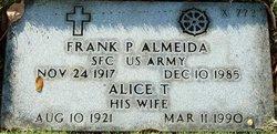 Alice T Almeida