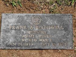 Frank Austin Rothwell
