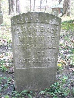 Elcy M. <I>Hamilton</I> Birge