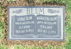 George Blum