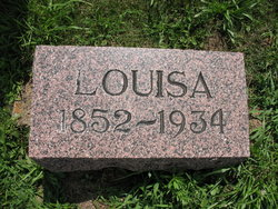 Louisa <I>Sandusky</I> Anderson
