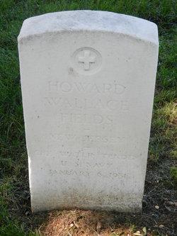 Howard Wallace Fields