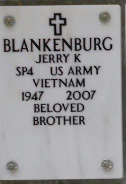 Jerry Kenneth Blankenburg