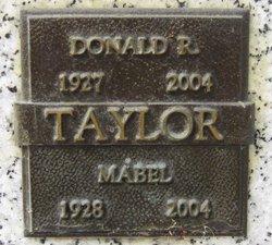 Donald R Taylor