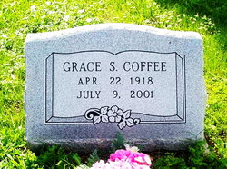 Grace Mildred <I>Schulle</I> Coffee