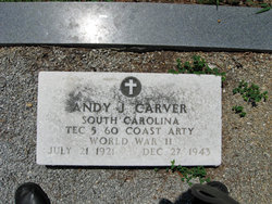 """Andrew J """"Andy"""" Carver"""