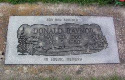 Donald Dean Raynor
