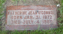 "Katherine Jean ""Bema"" <I>Bruce</I> O'Connor"