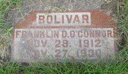 """Franklin Dan """"Bolivar"""" O'Connor"""