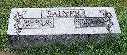 Gertrude Eunice <I>Coldiron</I> Salyer