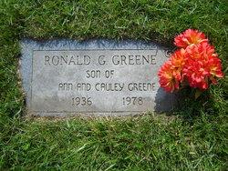 Ronald Gene Greene