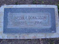 Velva <I>E</I> Donaldson